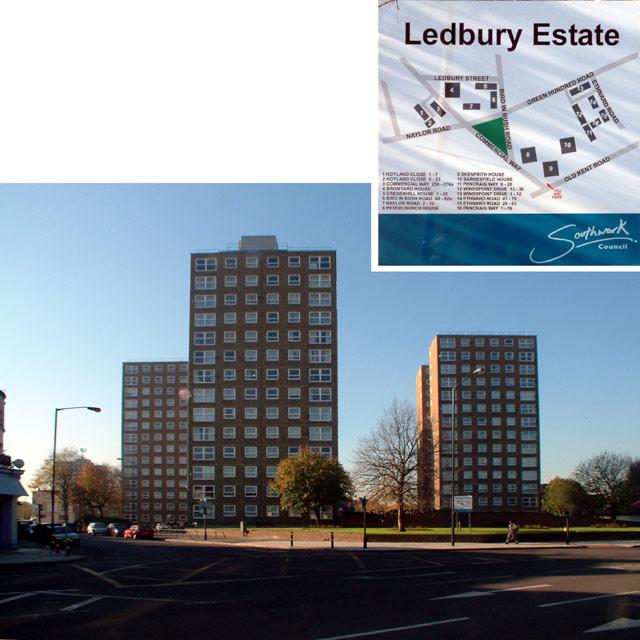 Ledbury Estate SE15