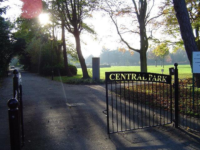 Central Park, Peterborough