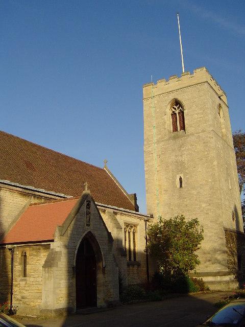 All Saints Parish Church, Peterborough