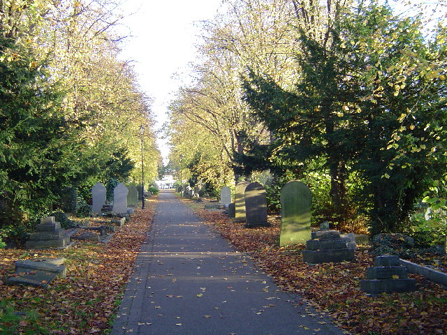 Broadway Cemetery, Peterborough