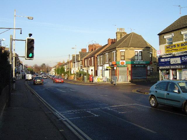 Eastfield Road, Peterborough