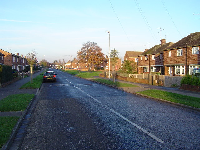Reeves Way, Eastfield, Peterborough