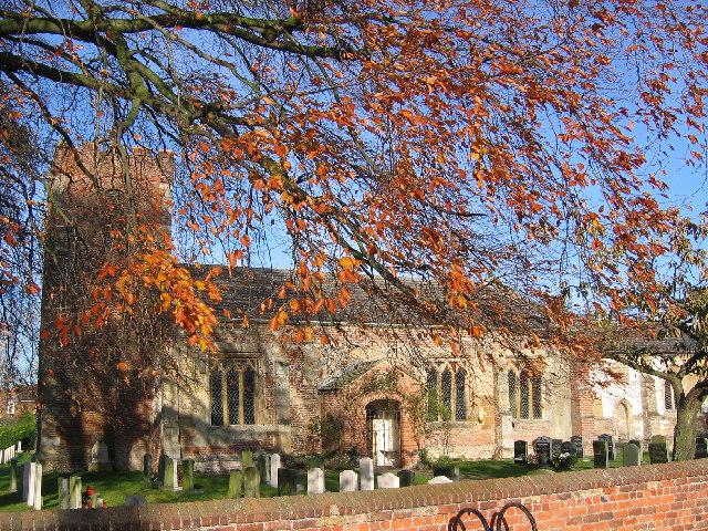 Church of Saint Catherine, Leconfield