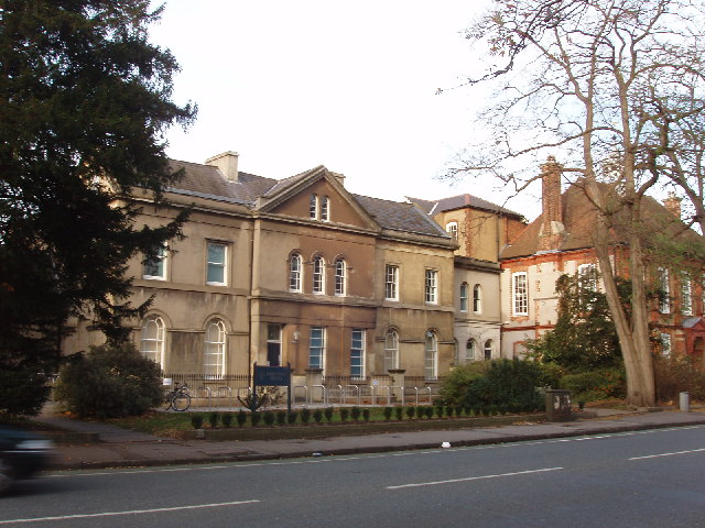 Oxford University Computing Services, Banbury Road, Oxford