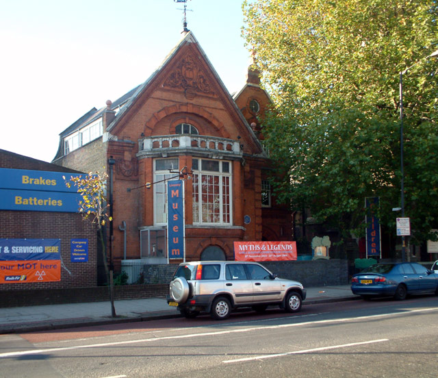 The Livesey Museum for Children, SE15