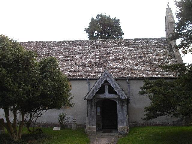 St. Leonard church, West Challow