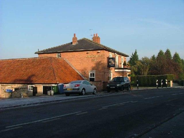 Chequers Inn Ranby Nr Retford Notts