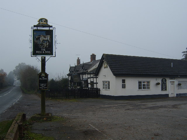 The Bull and Dog