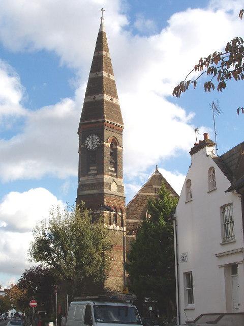St Simon's Church, Shepherds Bush