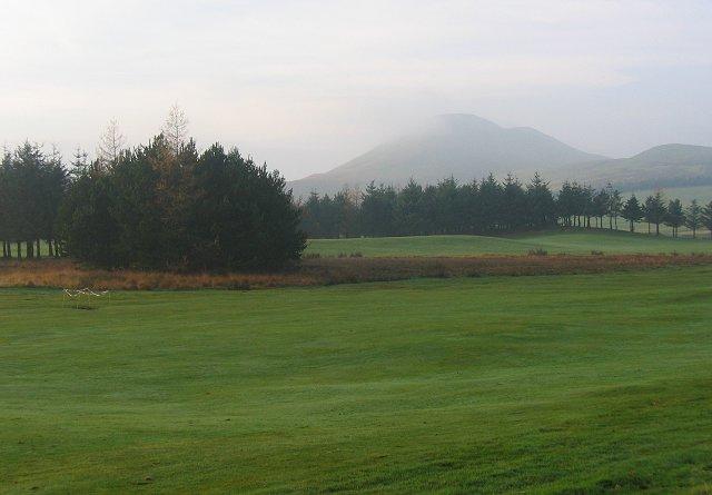 West Linton Golf Club.