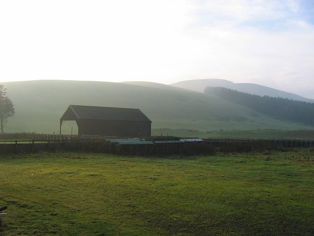 Clipping shed, North Slipperfield.