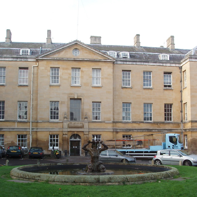 Radcliffe Infirmary, Oxford