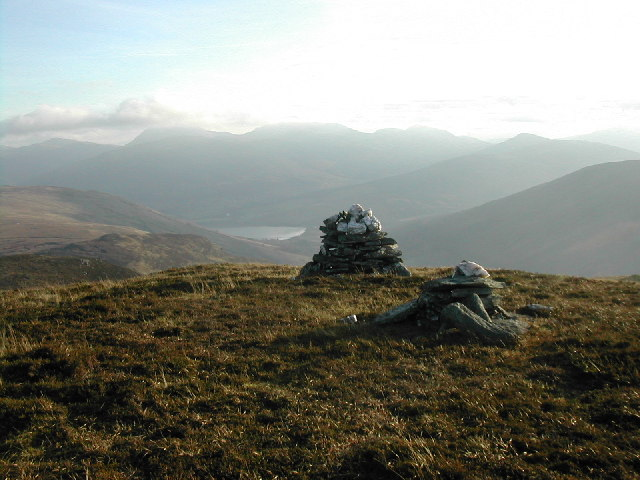 Meall Buidhe Cairns
