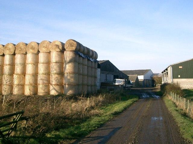 Highholm Farm.