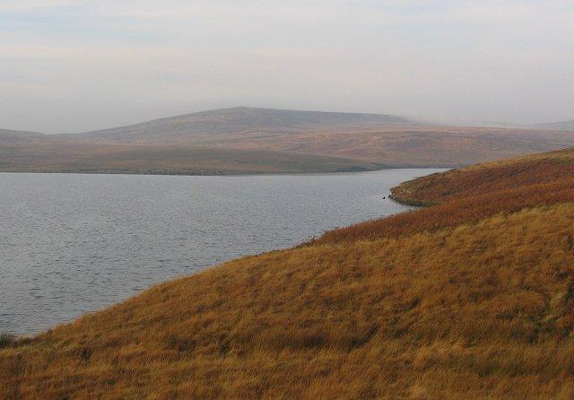 West Water reservoir.