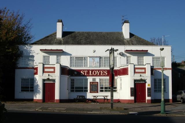 St Loyes public house, Exeter