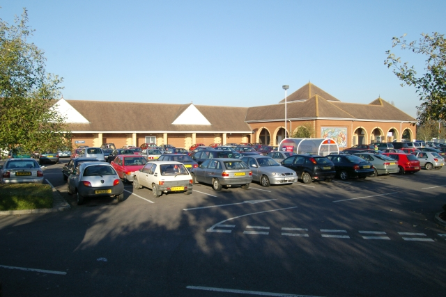 Tesco Store, Exe Vale, Exeter