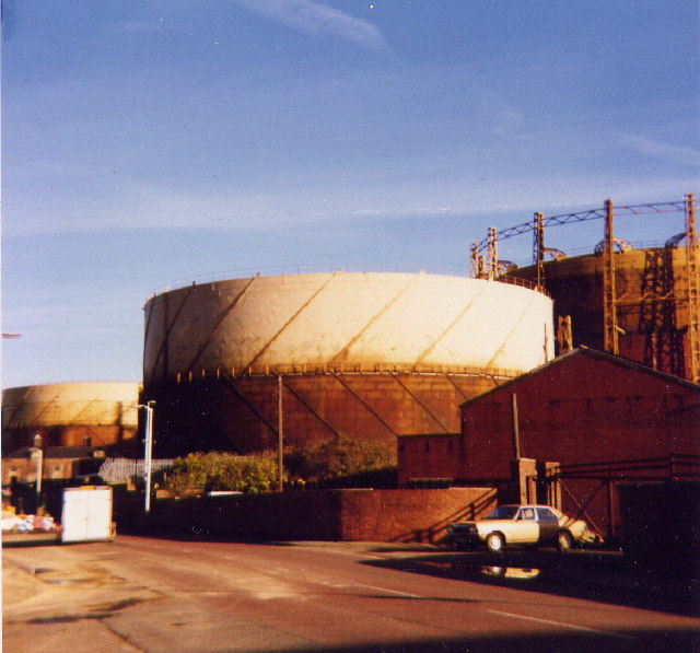 Redheugh gas holders