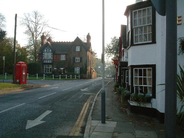 Royal Lane, Coney Green