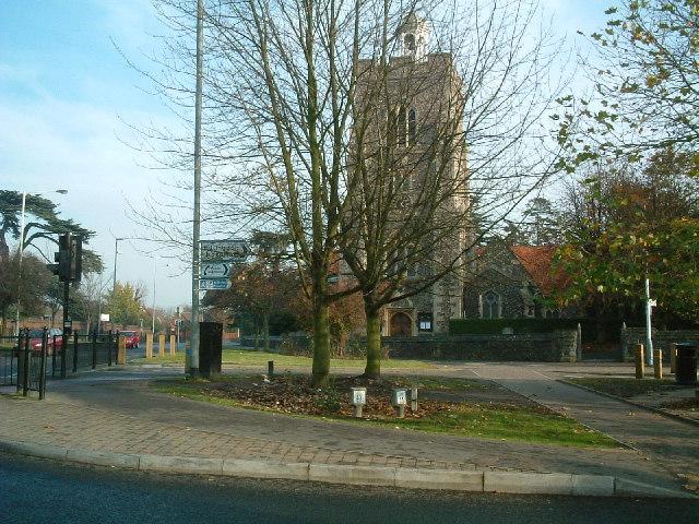 Church, Coney Green