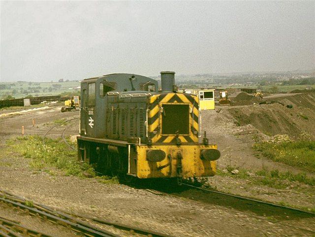 Etherley Railway Tip, Witton Park