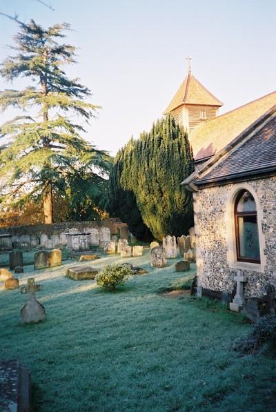 St Mary's, Hurley