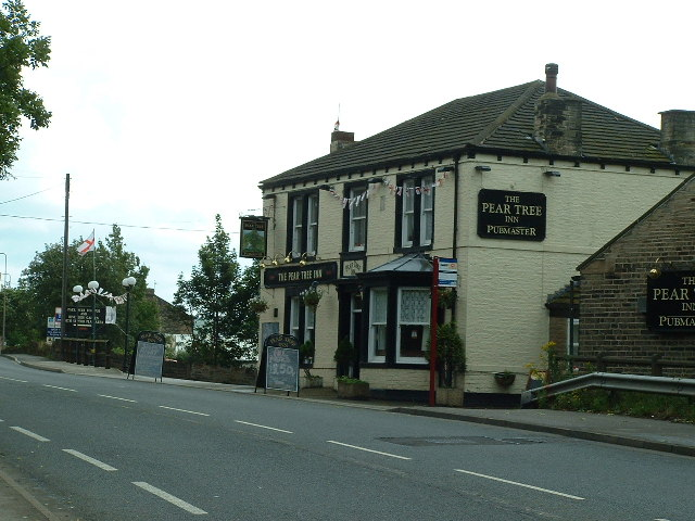 The Pear Tree Inn, Huddersfield Road