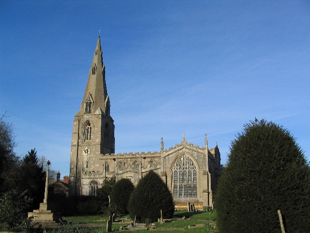Church of St Peter and St Paul, Langham
