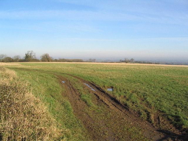 Footpath off road to Barleythorpe