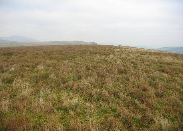 Summit of North Muir.