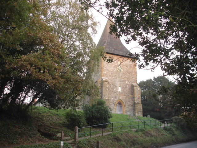 St Laurence Parish Church Catsfield East Sussex