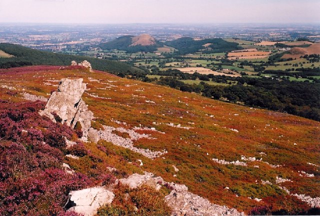 Stiperstones, North End
