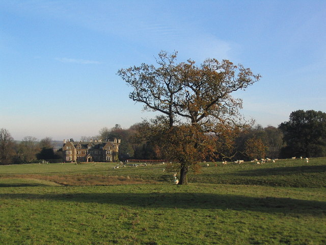 Launde Abbey Park