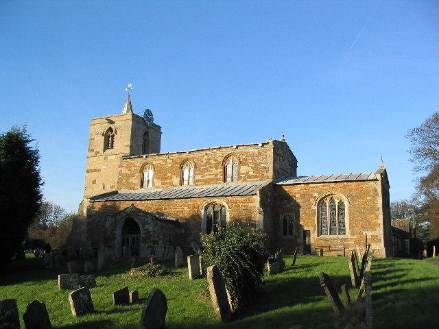 Church of All Saints, Braunston