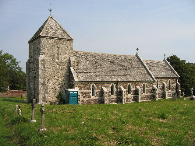 Coombe Keynes Parish Church