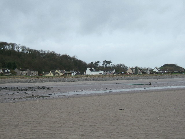 Sandhead Village, about 8 miles South of Stranraer
