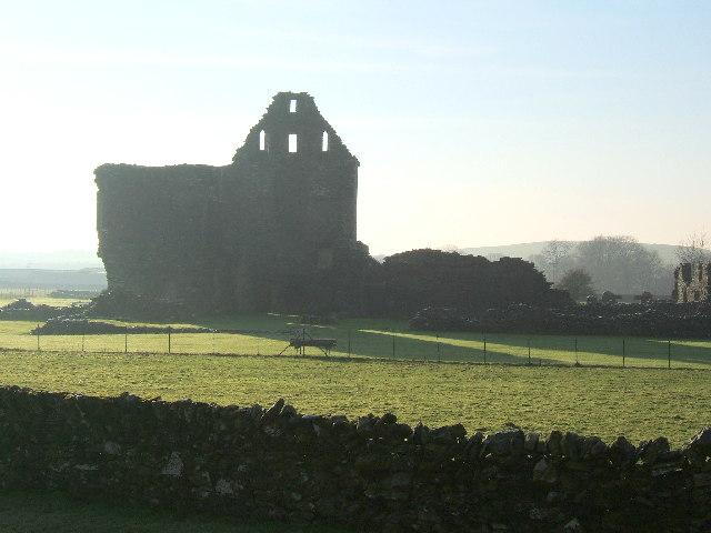 Glenluce Abbey near Glenluce, Newton Stewart