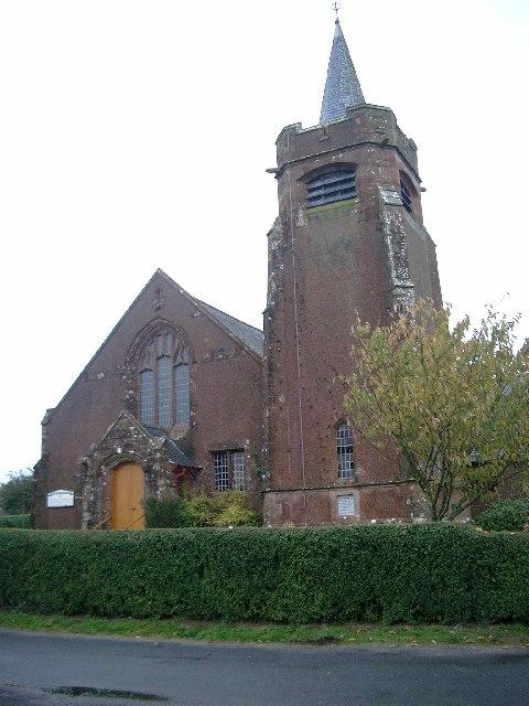 Church of Scotland, Whiting Bay and Kildonan