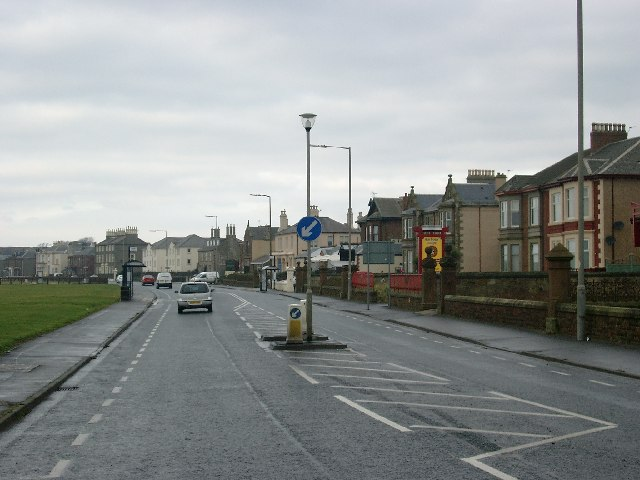 South Crescent Road, Ardrossan