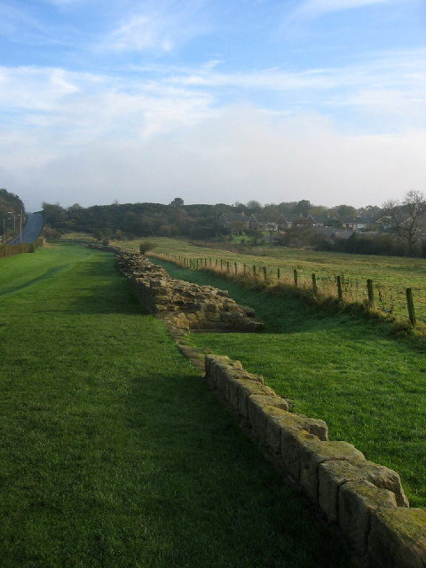 Hadrian's Wall, Heddon-on-the Wall