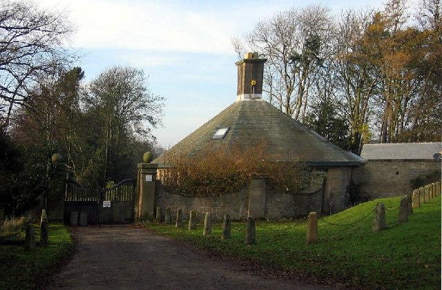 East Lodge, near Corbridge.
