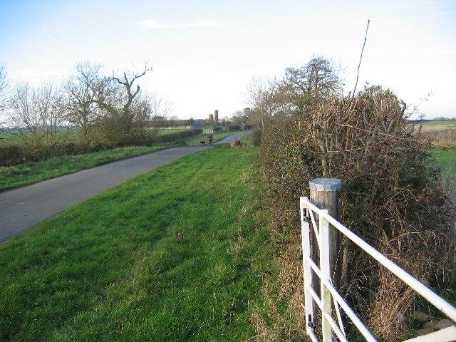 Looking to Westfield Farm