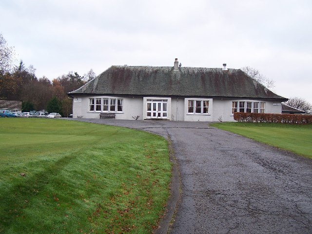 Kilmacolm Golf Clubhouse