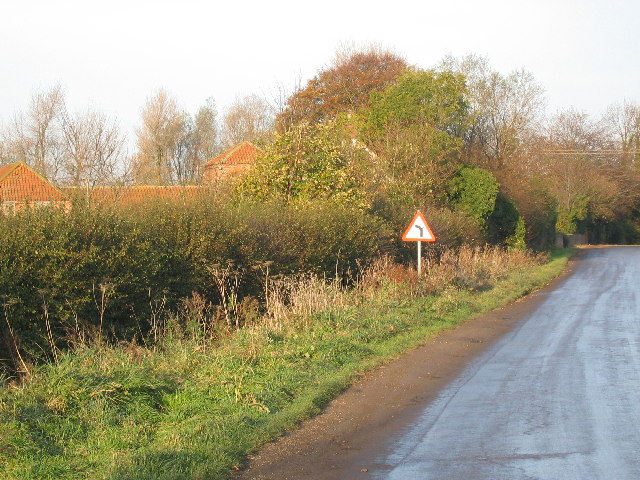 Gembling Lane End