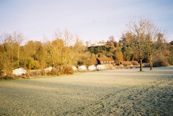 River Thames - Danesfield