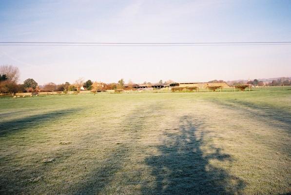 Town Farm, Bisham