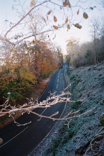 Quarry Wood Road