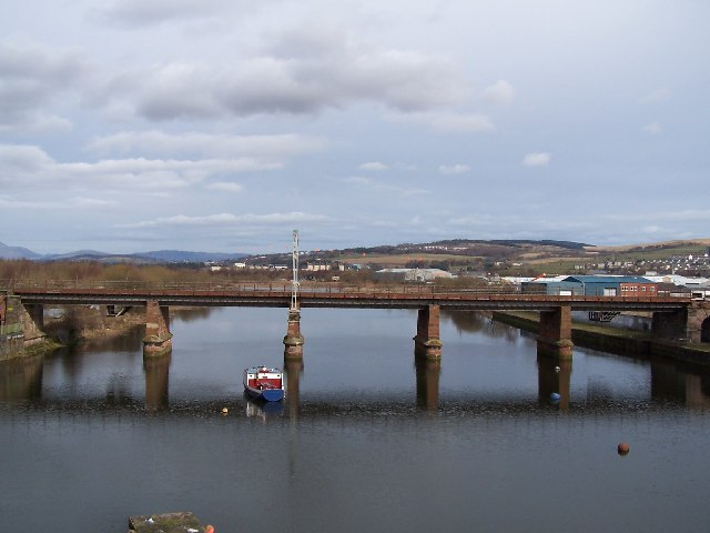 Dumbarton Railway Bridge
