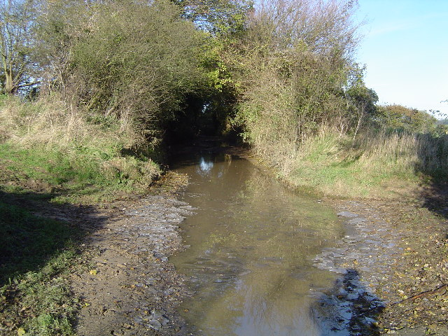 River Ash and Violets Lane, Furneux Pelham