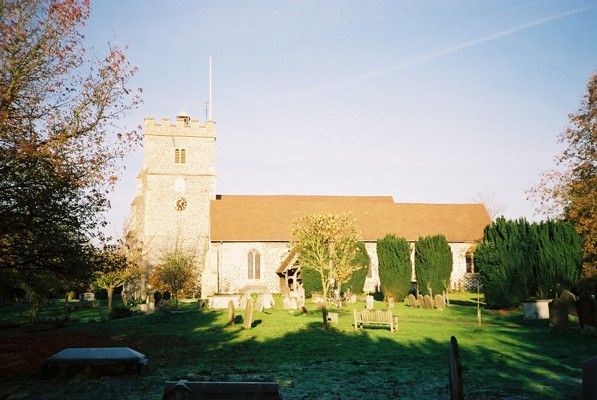 Holy Trinity Church, Cookham